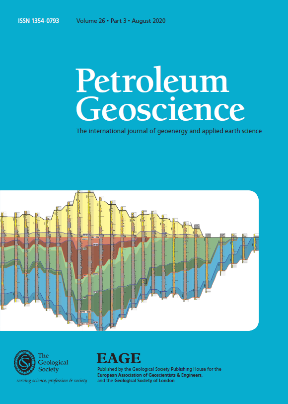 image of Petroleum Geoscience